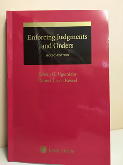 Enforcing Judgments  Orders