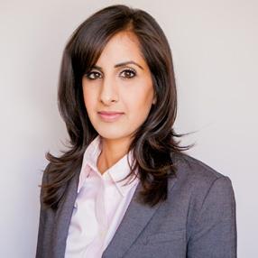 Photo of Kiran Gill